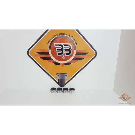 Piston Honda CB 600 F - Hornet - PC 34 - 2001<p>Honda CB 600 F - Hornet - PC 34 - 2001</p>