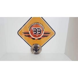 Rear Brake Disc / Rotor Suzuki GSF 600S - Bandit - 1999 Suzuki GSF 600S - Bandit - 1999