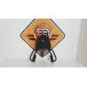 Rear Grabs & Top Case Bracket Honda CBF 600 NA - HORNET - PC 38F - 2005