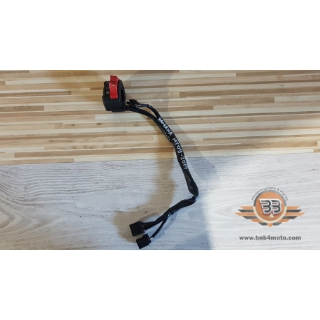 Engine Stop/Start Starter Kill Switch Yamaha MT 09 - ABS - RN 29 - 2014<p>Yamaha MT 09 - ABS - RN 29 - 2014</p>