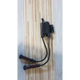 Ignition Coil & Coil Plug Triumph Bonneville T 100 - Black - 2015