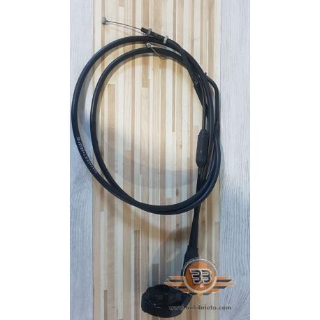 Accelerator Cables Triumph Bonneville T 100 - Black - 2015<p>Triumph Bonneville T 100 - Black - 2015</p>