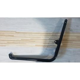 Original Right Frame Cradle Spar Bar Triumph Bonneville T 100 - Black - 2015