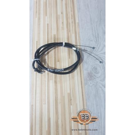 Accelerator Cables Honda CBR 600 - F4i - PC 36E - 2003<p>Honda CBR 600 - F4i - PC 36E - 2003</p>