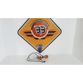 Front Signals For Handlebar Harley Davidosn FAT BOY - FLSTF - 2003