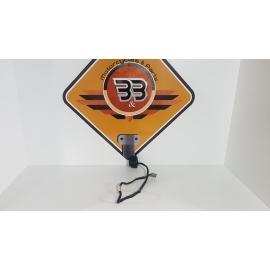 Engine Stop/Start Starter Kill Switch Harley Davidson FAT BOY - FLSTF - 2003