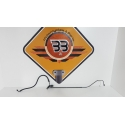 Brake Line Rear & Sensor Harley Davidson FAT BOY - FLSTF - 2003