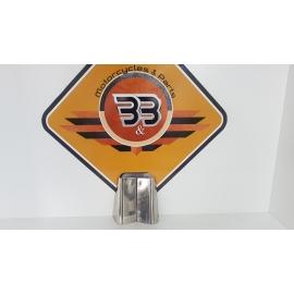 Back Panel Left - Rear Harley Davidson FAT BOY - FLSTF - 2003