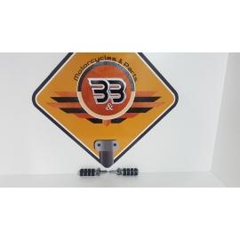 Passenger Footrest & Support Harley Davidson FAT BOY - FLSTF - 2003 Harley Davidson FAT BOY - FLSTF - 2003