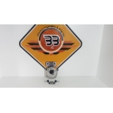 Backplate Assembly Harley Davidson FAT BOY - FLSTF - 2003