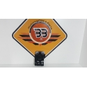 Bracket Electrical Harley Davidson FAT BOY - FLSTF - 2003