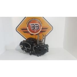 Crankcase - Black Triumph T 100 EFI - 2009 Triumph T 100 EFI - 2009