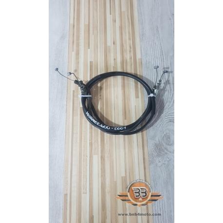 Accelerator Cables Honda CB 600 F - HORNET - PC 34 - 2001<p>Honda CB 600 F - HORNET - PC 34 - 2001</p>