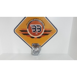 Cam & Timer Cover - CHROME Harley Davidson Fat Boy - FLSTF - 2003 Harley Davidson Fat Boy - FLSTF - 2003