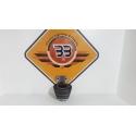 Cylinder Rear Harley Davidson Fat Boy - FLSTF - 2003