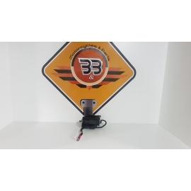 Starter - Electric Harley Davidson Fat Boy - FLSTF - 2003
