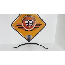 Harness Rear Lamps & Conduit Self Adhesive Harley Davidson Fat Boy - FLSTF - 2003 Harley Davidson Fat Boy - FLSTF - 2003