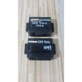 Fuse Box Kawasaki GPZ 500S - 1993 Kawasaki GPZ 500S - 1993