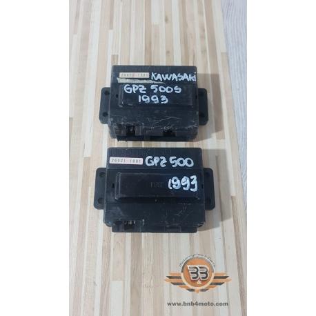 Fuse Box Kawasaki GPZ 500S - 1993<p>Kawasaki GPZ 500S - 1993</p>