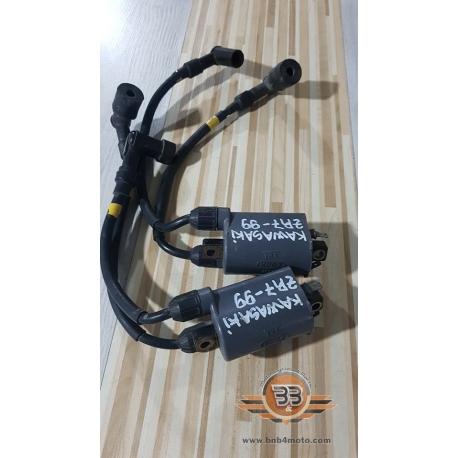 Ignition Coil & Coil Plug Kawasaki ZR 7 - 1999<p>Kawasaki ZR 7 - 1999</p>