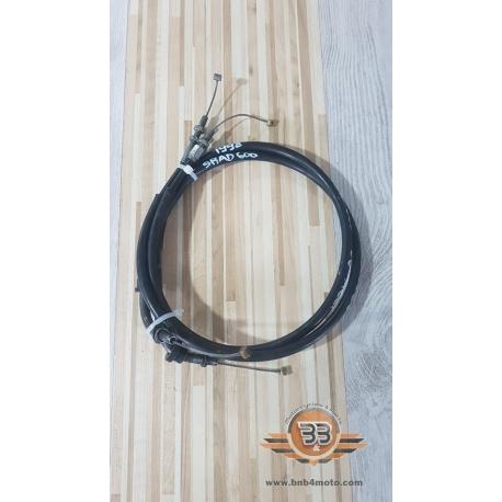 Accelerator Cables Suzuki GSXR 600 - SRAD - 1998<p>Suzuki GSXR 600 - SRAD - 1998</p>