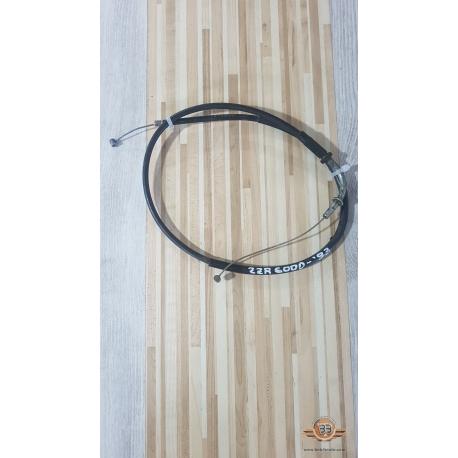 Accelerator Cable Kawasaki ZZR 600D - 1993<p>Kawasaki ZZR 600D - 1993</p>