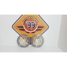 Front Brake Disc / Rotor Honda CBR 900 RR - SC 33 A - 1999