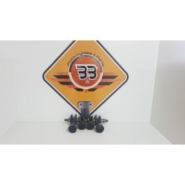 Crankshaft & Rods & Pistons Honda CBR 900 RR - SC 33A - 1999